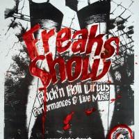 Le Freaks Show à la Filature!