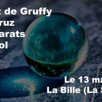 Albert / Lila Cruz / 713 Carats / Parasol!