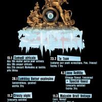 Programme Hiver 2011