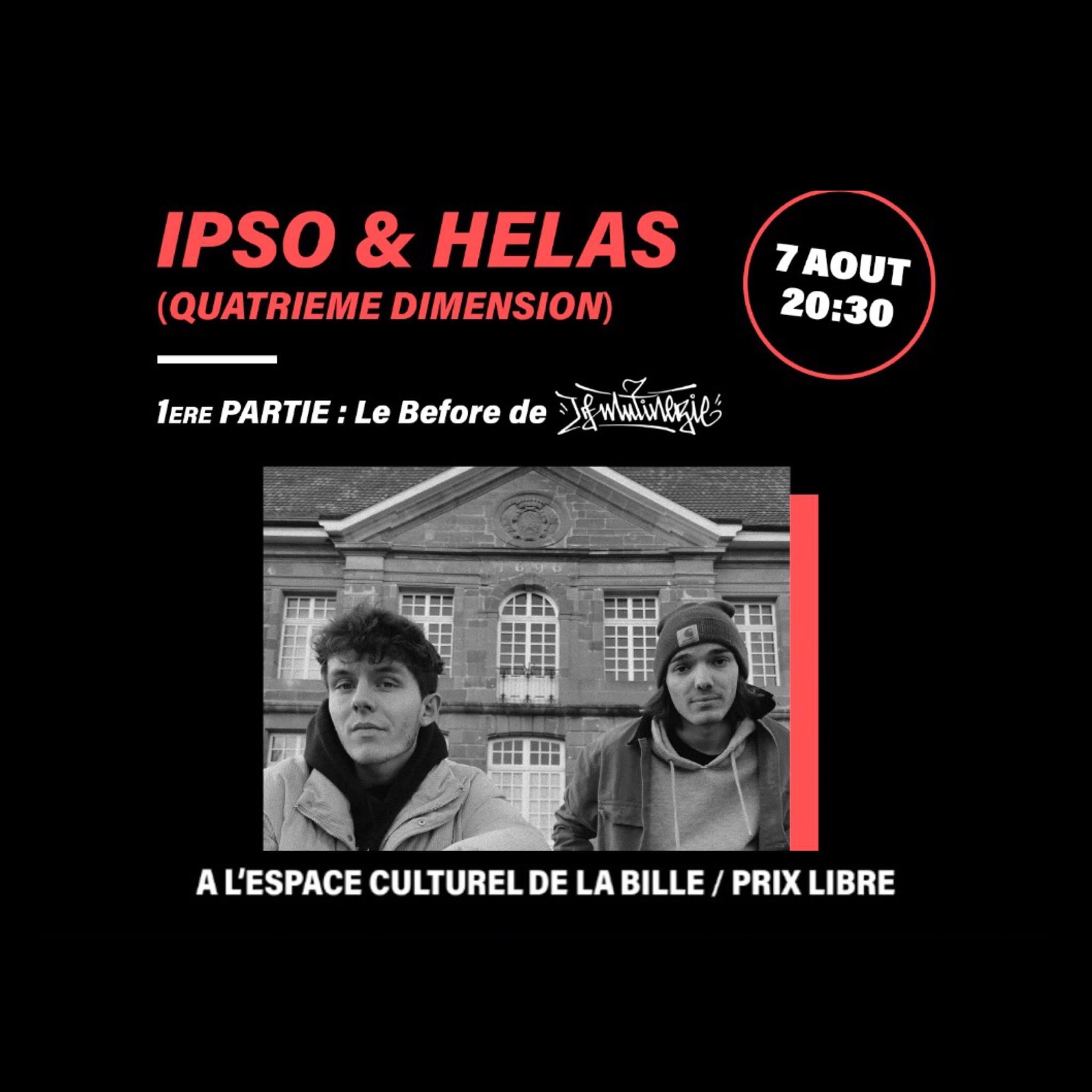 4D: IPSO & Hélas