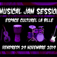 29/11 – MUSICAL JAM SESSION