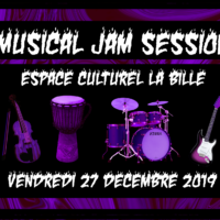27/12 – MUSICAL JAM SESSION
