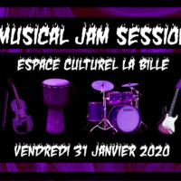 31/01 – MUSICAL JAM SESSION