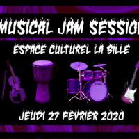 27/02 – MUSICAL JAM SESSION