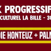 30/11 – MALADIE HONTEUZ + PALMATUM (rock prog.)