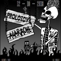 12/10 – Prolotov + Alarache (punk, CH)