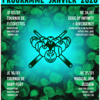 PROGRAMME JANVIER 2020