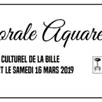 16/03 – Choeur Aquarelle (chorale)