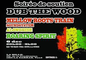 DUB the Wood Bille - 06.12.2014